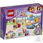 Конструктор Lego Доставка подарунків у Хартлейку 41300