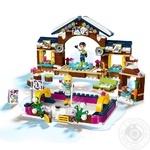 Конструктор Lego Горнолыжный курорт: каток 41322