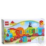 Конструктор Lego duplo Поезд с цифрами 10847