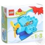 LEGO МІЙ ПЕРШИЙ ЛІТАК  10849