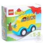Конструктор Lego Мой первый автобус 10851 шт
