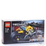 Конструктор Lego Мотоцикл для трюков 42058 шт