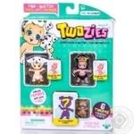 Набір фігурок Шість веселих друзів (3 малюка, 3 улюбленця) Twozies S1