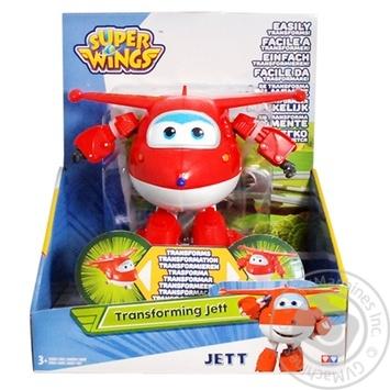 Іграшка трансформер Super Wings арт.YW710210 Jett