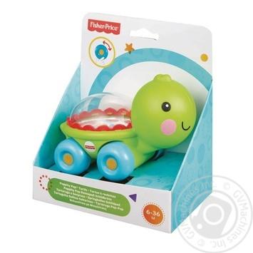 Черепашка/Бегемотик с шариками Fisher-Price 6-36м