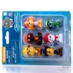 Набір іграшковий фігурки Щенячий Патруль у слюді коробка 6033274 Paw Patrol 6 штук