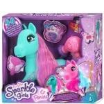 Sparkle girls Toy Set Pony with Accessories 30cm