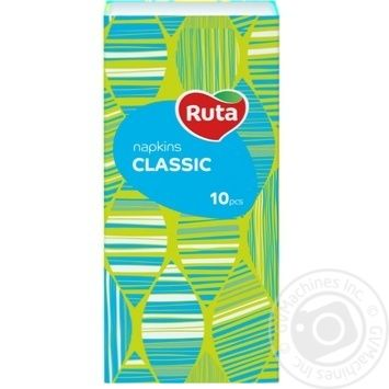 Napkins Ruta paper packaged - buy, prices for Novus - image 1