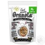 Сніданок сухий Good morning Granola з горіхами 330г