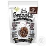 Сніданок сухий Good morning Granola шоколад 330г