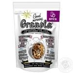 Сніданок сухий Good morning Granola з фруктами 330г - купити, ціни на МегаМаркет - фото 1