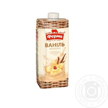 Ferma milk with vanilla uht cocktail 1.5% 500g - buy, prices for Novus - image 1