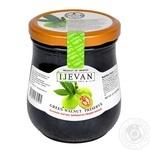 Jam Ijevan nuts canned 600g glass jar Georgia