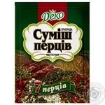 Spices Deko Pepper mix ground 15g