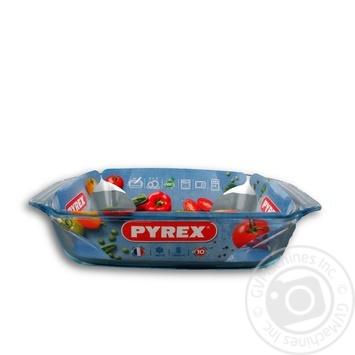 Форма для запекания Pyrex Irresistible из жаропрочного стекла