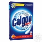 Means Calgon for water softening 1000g
