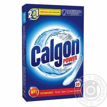 Засіб Calgon 2in1 для пом'якшення води у пральних машинах 1кг