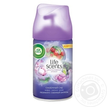 Spray Airwick Fairy garden for air 250ml - buy, prices for MegaMarket - image 1