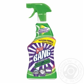 Cillit Bang  Universal sprayer with 750ml - buy, prices for CityMarket - photo 1