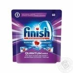 Tablet Finish Quantum for washing dishes