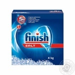 Salt Finish for the dishwasher 4000g