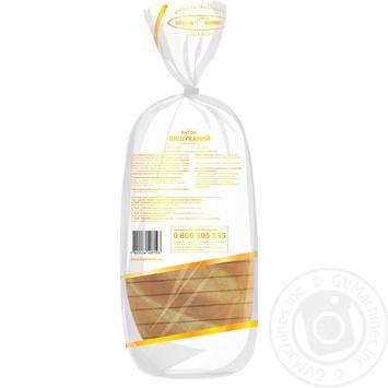 Батон Київхліб Вишуканий нарізка 450г - купити, ціни на CітіМаркет - фото 2