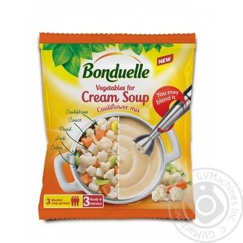 Овощи Bonduelle для крем супа Легкий 400г - купить, цены на Novus - фото 1