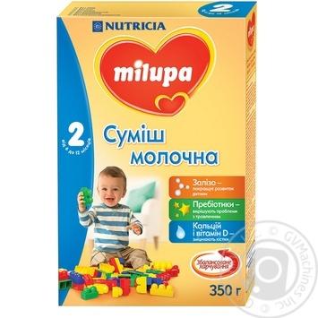 Смесь молочная сухая Milupa 2 350г