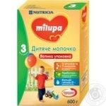 Milupa 3 for children from 12 months dry milk mix 600g
