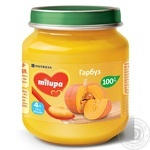 Puree Milupa vegetable for children from 4 months 125g
