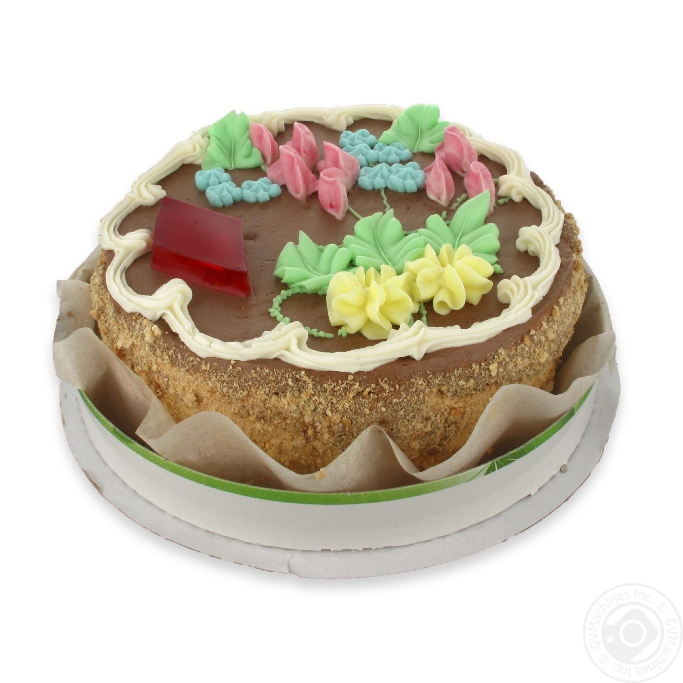 Cake Kyivskyy Peanuts 500g Sweets Pastries And Cakes FOZZY Online Store