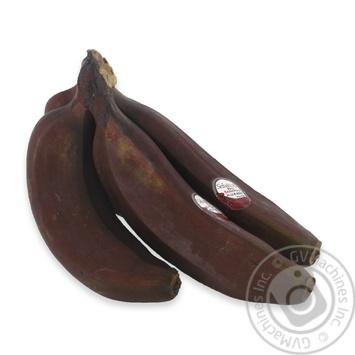 Банан красный кг