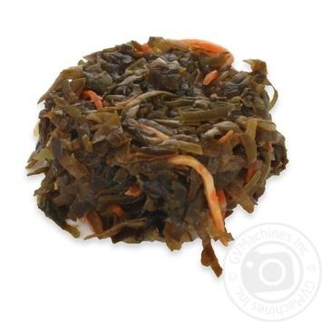 Капуста морская Шинкарь с морковью кг