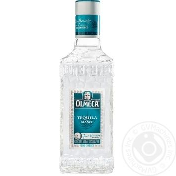 Olmeca Blanco Tequila 500ml - buy, prices for Novus - image 1