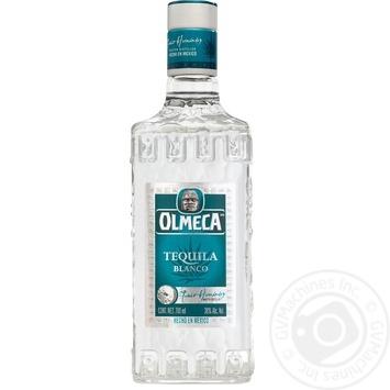 Текила Olmeca Blanco 38% 0,7л