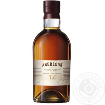 Aberlour 12YO Whisky 700ml gift box - buy, prices for Novus - image 3