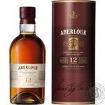 Aberlour 12YO Whisky 700ml gift box