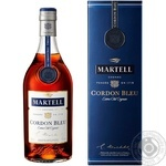 Martell Cordon Bleu Cognac 700ml gift box