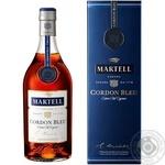 Коньяк Martell Cordon Bleu 40% 0,7л в подарунковiй упаковцi