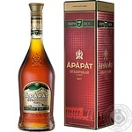 ARARAT Otbornyy 7YO Brandy 700ml gift box