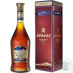 Коньяк Арарат Ахтамар 10 лет 40% 0,5л в подарочной упаковке