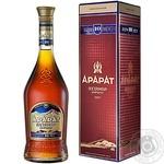 Коньяк Арарат Ахтамар 10 лет 40% 7л в подарочной упаковке