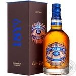 Chivas 18YO Whisky 700ml gift box