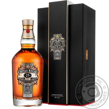 Chivas 25YO Whisky700 ml gift box