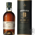 Aberlour 16YO Whisky 700ml gift box