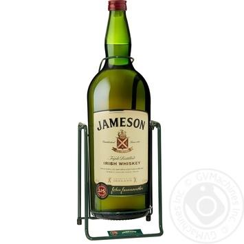 Виски Jameson 40% 4,5л в подарочной упаковке
