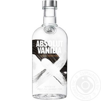 Absolut Vanilia Vodka 700ml - buy, prices for Novus - image 1
