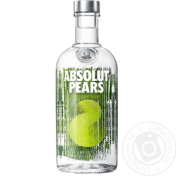 Absolut Pears Vodka 700ml - buy, prices for Novus - image 1