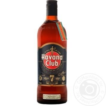 Ром Havana Club 7лет 40% 1л