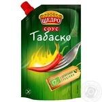 Соус Щедро Табаско 200г